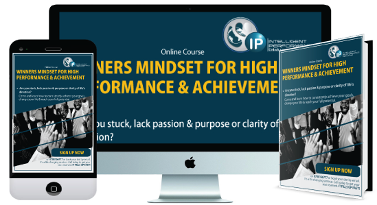 YOUR WINNING MINDSET FOR HIGH PERFORMANCE & ACHIEVEMENT ONLINE COURSE