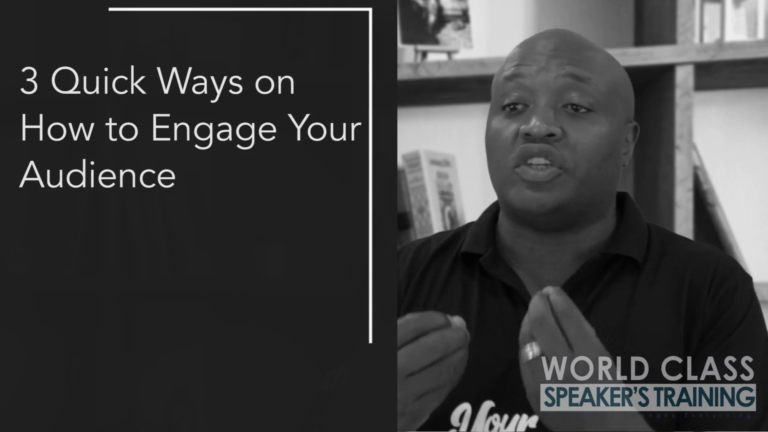 3 Quick Steps You Can Use to Engage Your Audiences