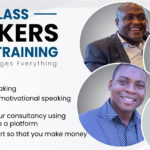 World Class Speakers' Training – Webinar Offer (Two Part Payment)