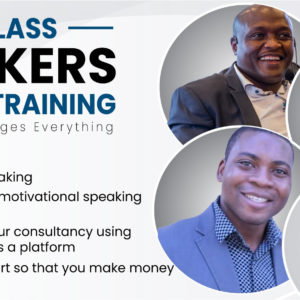World Class Speakers' Training – Webinar Offer