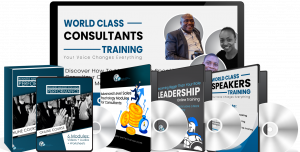 World Class Consultants Online Training [3 Part Payment]