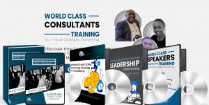 World Class Consultants Online Training (2-Part Payment)